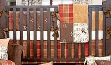 Baby Boy Bedding - Crib Bedding Sets for Boys Baby Boy Crib Bedding, Baby Boy Cribs, Nursery Design, Baby Design, Western Theme, Western Cowboy, Western Bedding, Nursery Paintings, Nursery Wall Decals