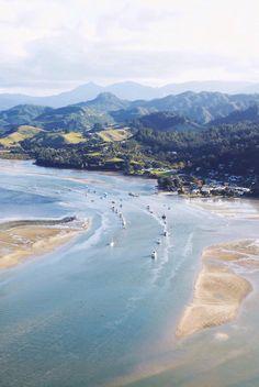 Tairua Estuary, New Zealand - Photo by Liam J Wright