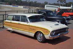 1963 Ford Falcon Squire