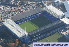 Portman Road Stadium - Ipswich Town FC