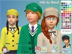 Simsworkshop: School Uniforms • Sims 4 Downloads