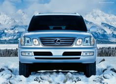 LEXUS LX (1997 - 2007) Description & History:Changes includes modified front and rear fascia designs and a more luxurious interior.