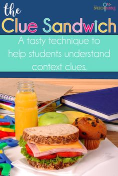 Context Clues are a crucial but tricky skill to learn.  This simple and effective strategy helps students quickly understand what needs to be done to find the meaning in unknown words with ease!