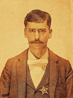 The first elected sheriff of Navajo County in Arizona Territory, Frank Wattron.
