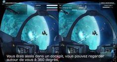 Oculus Rift VR Gets into Strike Suit