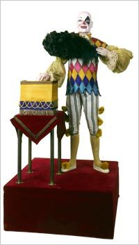 Morris Museum - Morristown, New Jersey - Section Highlights; Clown Illusionist pt 1 of 2