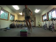 Telemark Ski Workout