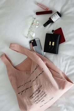 Environment Canvas Shopping Bag Environment Canvas Shopping Bag – Chiclotte This image has ge Diy Sac, Diy Wallet, Fabric Bags, Reusable Bags, My Bags, Canvas Tote Bags, Fashion Bags, Shopping Bag, Pouch