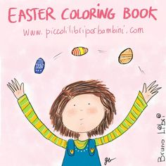Easter Coloring Book (pdf), €0.00