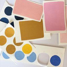 Léa Maupetit - Color schemes