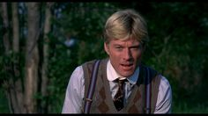 Robert Redford, The Natural.