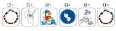 Zelfredzaamheidsschema toiletbezoek