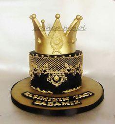 Royal Prince Shower ⚜ themed cake