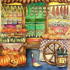 Eriy's Romantic Country - Fruit & Vegetable Stand #romanticcountry1 #romanticcountry2 #eriy#cocothw