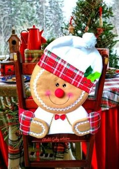 Gingerbread Christmas Decor, Gingerbread Ornaments, Christmas Clay, Christmas Room, Christmas Stockings, Christmas Crafts, Christmas Ornaments, Christmas Decorations For The Home, Holiday Decor