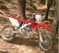 2004-2009 Honda CRF250X