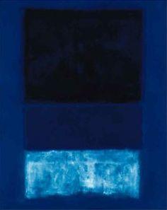 Mark Rothko. More blues. https://www.artexperiencenyc.com/social_login/?utm_source=pinterest_medium=pins_content=pinterest_pins_campaign=pinterest_initial