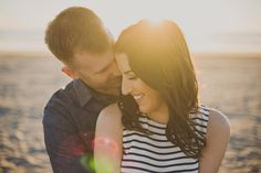 Oceanside, California beach engagement session ideas. Photography inspo