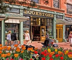 Boulder Book Store, Boulder, CO - America's Best Bookstores | Travel + Leisure