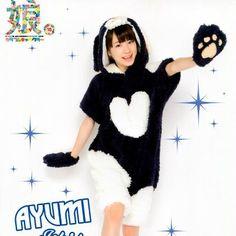 Panda!? Ishida Ayumi