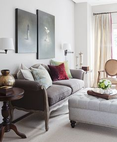 Featuring talented designer, Samantha Pynn. She is a decorator, stylist and the host and principal designer of Pure Design on HGTV. She is a...
