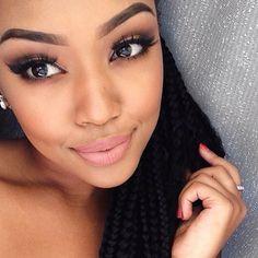 Natural & Nude Makeup - Magnet Look