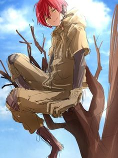 Just a bunch of Karma X Reader One-shots. I do not own Ansatsu Kyoushitsu nor Karma. Yusei Matsu does th. Manga Anime, Art Manga, Anime Guys, Cute Anime Boy, Sad Anime, Anime Demon, Kawaii Anime, Karma Kun, Nagisa And Karma