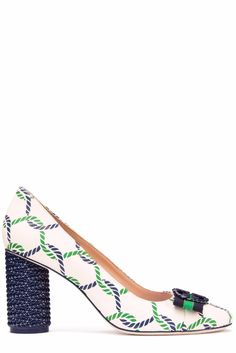 Tory Burch Maritime Pump
