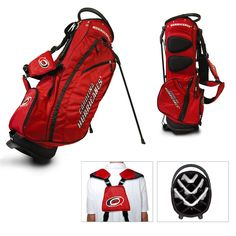 Carolina Hurricanes Golf Stand Bag