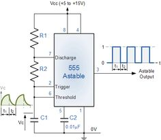 1Hz - 2MHz Function Generator with XR2206 schematic ...