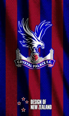 Wallpapers Crystal Palace FC Crystal Palace Football, Crystal Palace Fc, Crystal Palace Wallpaper, Cavaliers Logo, Team Logo, New Zealand, Crystals, Logos, Illustration