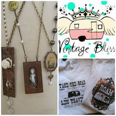 The Vintage Marketplace: WELCOME VENDORS! VINTAGE BLISS