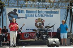 Opening ceremony at San Felipe Blues and Arts Fiesta March 28th - 29th, 2014 #sanfelipe #sanfelipebluesandarts