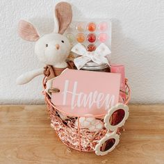 Easter Basket For Kids - Trend Topic For You 2020 Easter Crafts For Toddlers, Toddler Crafts, Baby Easter Basket, Easter Baskets, Holiday Baskets, Valentine Baskets, Diy Easter Decorations, Hoppy Easter, Easter Bunny