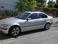 2004 BMW 325I.  Car is in good condition.  5 speed automatic transmission.  ABS brakes, Sunroof, AC, Credit Union owned vehicle.  Clean title.  Please call Hal at 801-374-5856.