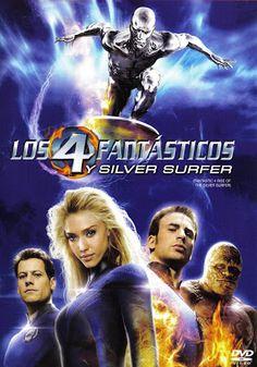 Los 4 Fantásticos y Silver Surfer - online 2007