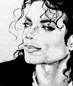 MJ drawing - Michael Jackson Fan Art (31885074) - Fanpop