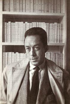 Albert Camus. Existential Icon.