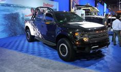 Ford F150 hottest pickup at SEMA Show 2013