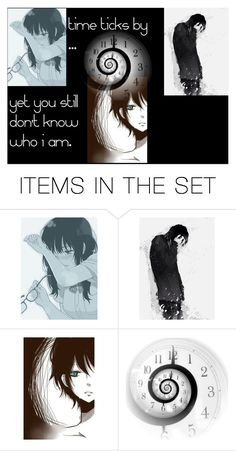 """Time"" by haikyuu-10 on Polyvore featuring art"