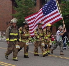 Thanks OKC Fireman & all the others that came to help that day...we will NEVER forget!!! OKC Memorial Marathon