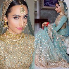 WEBSTA @ princessstudio_ - One of my favourite bridal looks of the year by one of my favourite Muas🙌🏻💙 #Repost @sabyasachiofficial・・・#Sabyasachi #HeritageBridal #RealBride Neelam in #Canada #TheSabyasachiBride @bridesofsabyasachi #HandCraftedInIndia #IndianBridesAroundTheWorld #IncredibleIndianWeddings #TheWorldOfSabyasachi @yourfacemyartinc @andrea_tiller @canada