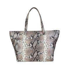 Cavalli Class wheat, gray Women Shopping bags