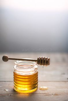 hey honey 1 tsp. honey... 1 tsp. cinnamon... glass of warm water... mix...drink... good for you!!!