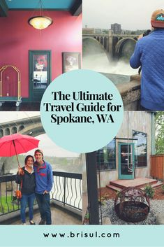 Things to do in Spokane, Washington! Your guide to the Lilac City. Spokane is a city in eastern Washington state. It's home to the Northwest Museum of Arts and Culture, which explores the region's history through exhibits on art, culture and Native American heritage. Next door, Tudor-style Campbell House dates from the early 1900s. Vast Riverfront Park, site of the 1974 World's Fair, has a sculpture walk. In the park, a cable car offers views over tumbling Spokane Falls. Pullman Washington, Spokane Washington, Washington State, Places To Travel, Places To Go, Travel Destinations, Washington Things To Do, Spokane Falls, Moscow Idaho