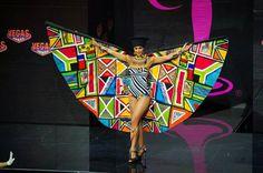 Miss SA shines for Mzansi