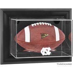 North Carolina Tarheels Fanatics Authentic Black Framed (2015-Present Logo) Wall-Mountable Football Display Case - $99.99