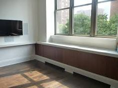Give Your Dwelling A Fashionable Make Over On A Price range With A Designer Radiator - Homemidi Decor, Apartment Renovation, Wall Radiators, Bauhaus Furniture, Girl Bathrooms, Home, Home Decor, Built In Cabinets, Radiator Cover