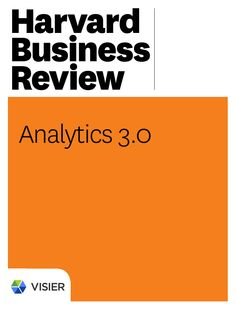 HBR Report: HR Joins the Analytics Revolution | Visier Inc. Harvard Business Review, Better One, Financial Goals, Press Release, Human Resources, First Step, Revolution, Investing, How To Apply