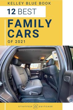 #ad Buying a car? If you're a family you're going to want to know these car buying tips. Plus, find out Kelley Blue Book's Best Family Cars of 2021! @kelleybluebook #LifeInDrive #BestFamilyCars Best Family Cars, Best Family Vacations, Family Travel, Road Trip With Kids, Family Road Trips, Road Trip Essentials, Road Trip Hacks, Toddler Travel, Travel With Kids